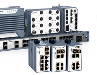 Industrial Ethernet Switches by Westermo.