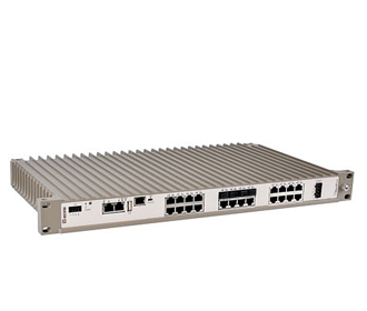 Industrial Managed Rackmount Switch RFIR-127-F4G-T7G-AC by Westermo.